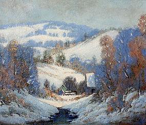 Ernest Fredericks  (American 1877-1958)
