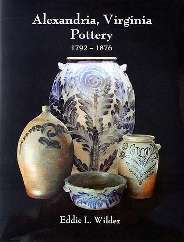 Alexandria, Virginia Pottery by Eddie Wilder