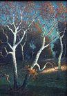 Virginia Landscape by Benson Bond Moore (American 1882-1974