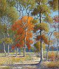 Landscape in Washington D.C. by Benson Bond Moore (American 1882-1974)