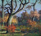 Virginia Landscape by Benson Bond Moore (American 1882-1974)