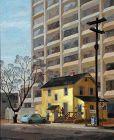 Bethesda Oriental Restaurant by James Francis O�Brien (American, 1917-