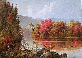 Charles Lanman (American, 1819-1895)
