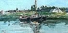 Rene Clarot (Belgian, 1882-1972)