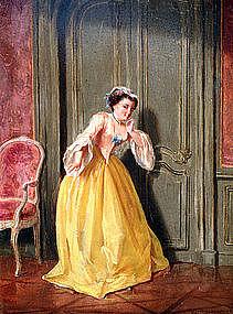 Petrus Theodorus Van Wyngaerdt (Dutch, 1816-1893)