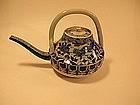 A Beautiful Japanese Ko Imari Teapot