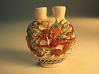 19th C. Chinese Porcelain Famille Rose Snuff Bottle