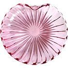 ALFREDO BARBINI Murano PINK Sommerso Centerpiece Bowl