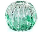 Murano BAROVIER TOSO Bubble Green BALL Vase
