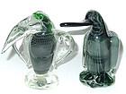 RARE Muano BARBINI VAMSA Toucan and Duck Sculptures