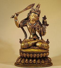 Himalayan Hindu Deity