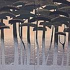 Unusual Paper Screen by Yamauchi Issei