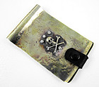 Stylish Felipe Barbosa Skull & Crossbones Money Clip