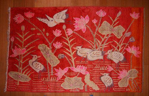 China Xinjiang red carpet
