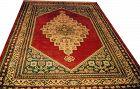 China big red Mongolia carpet