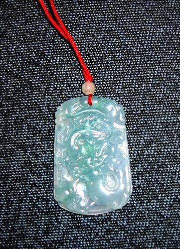 China old pendant phoenix