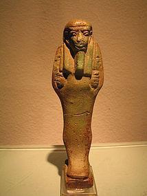 an egyptian ushabti