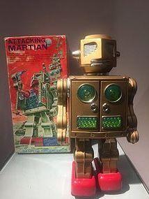 horikawa ,golden attack robot 1964