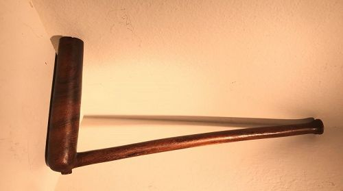 A Fine Early 20Th C Male Xhosa Pipe South Africa