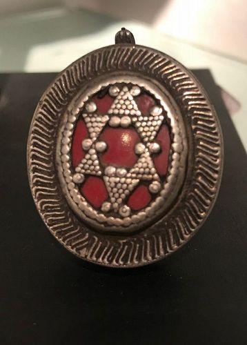 a kazakh ring