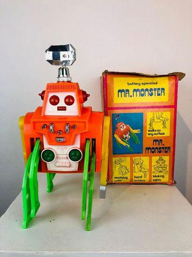 mr Monster ,Play value ,Hong kong,1970