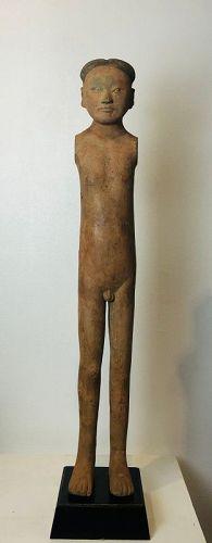 a stick man ,han dynasty China