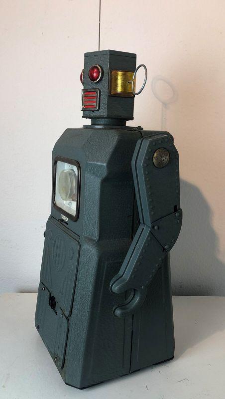 radicon robot masudaya gang of five