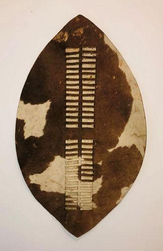 zulu shield ,south africa