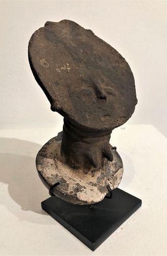 akan Funerary Head, 19th/20th Century