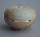 Kogo, Incense Container, Apple Shape, George Gledhill