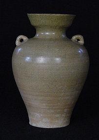 Vase, Sankampaeng, Thailand, ca. 14th-16th C.