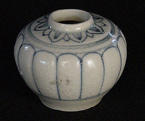 Ceramic Jarlet, Vietnam, ca. 15th-17th C.