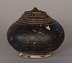 Khmer Lime Pot, Angkorian, ca. 12th-16th Century