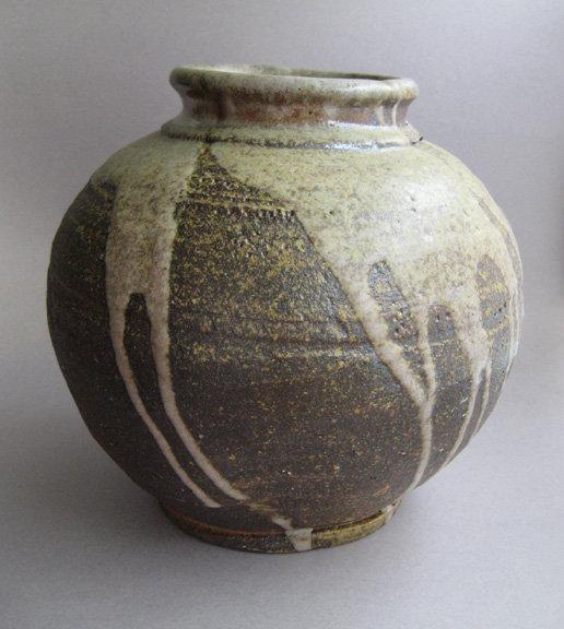 Jar, Tsubo, by George Gledhill; Payette, ID
