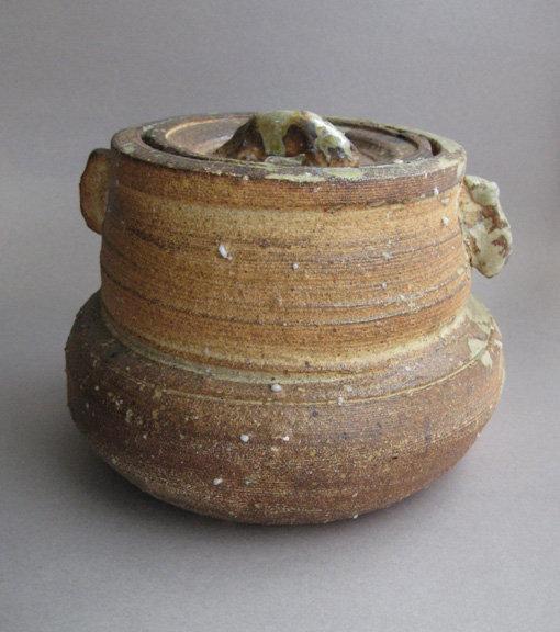 Mizusashi, Water Jar, by George Gledhill