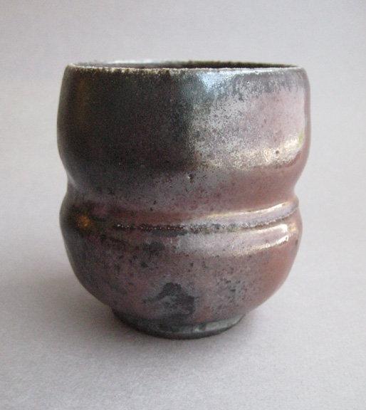 Tea Cup, Yunomi, Ash Glaze, by George Gledhill
