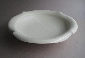 Mukozuke, Porcelain Dishes, (Chakra Bowls,) Hanako Nakazato