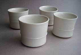 Guinomi, Sake / Whiskey Cups, Hanako Nakazato