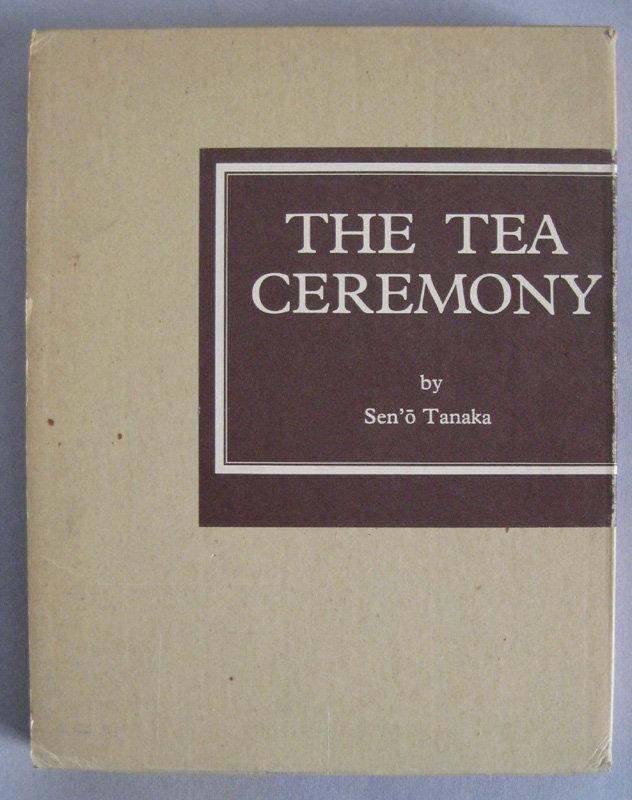 The Tea Ceremony by Sen'o Tanaka