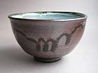 Matcha Chawan, Tea Bowl; John Miller; Portland, OR