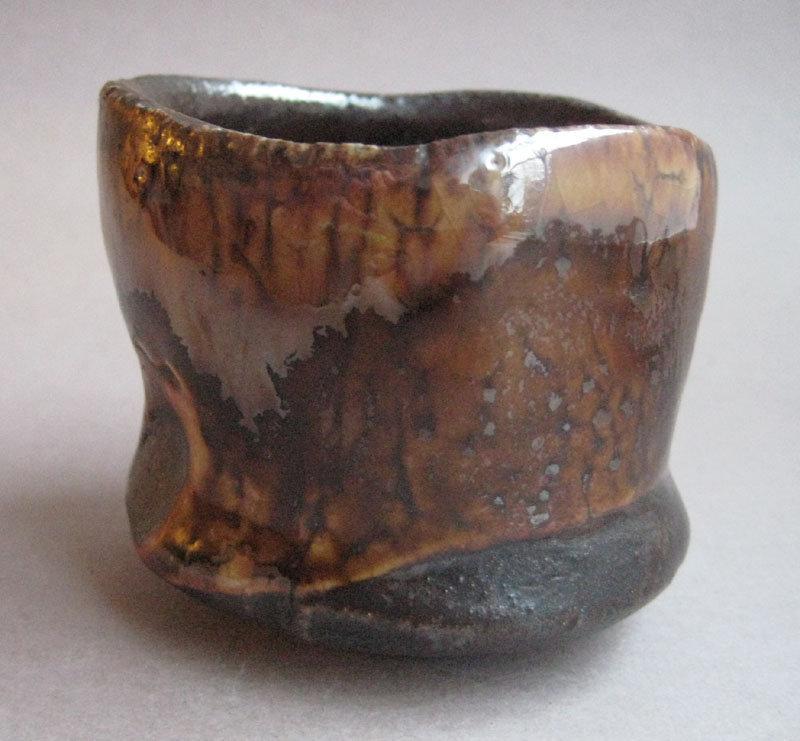 Sake Cup, Guinomi, by John Benn