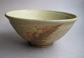 Bowl, Ash Glaze. John Miller; Portland, OR
