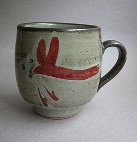 Coffee Mug, Mashiko-yaki, by Isamu Tagami