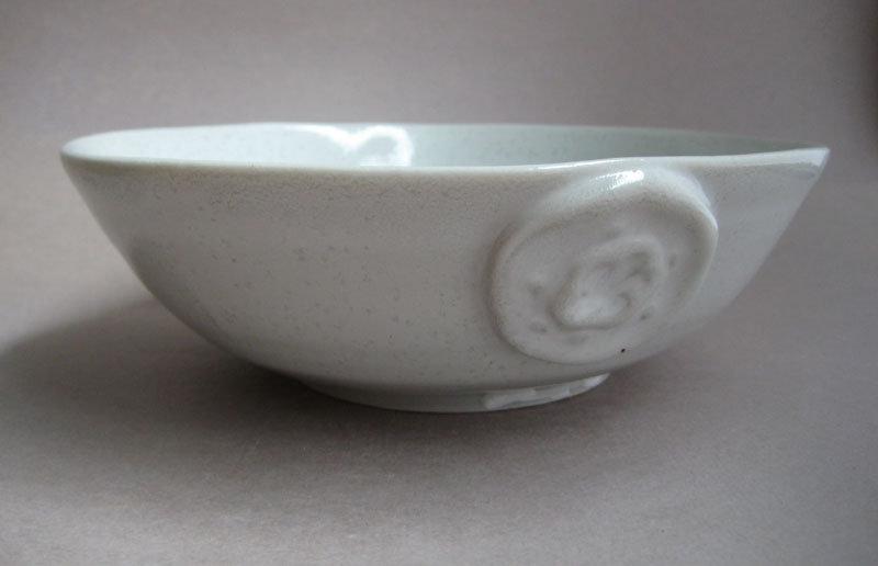 Round Dish; Sachiko Furuya