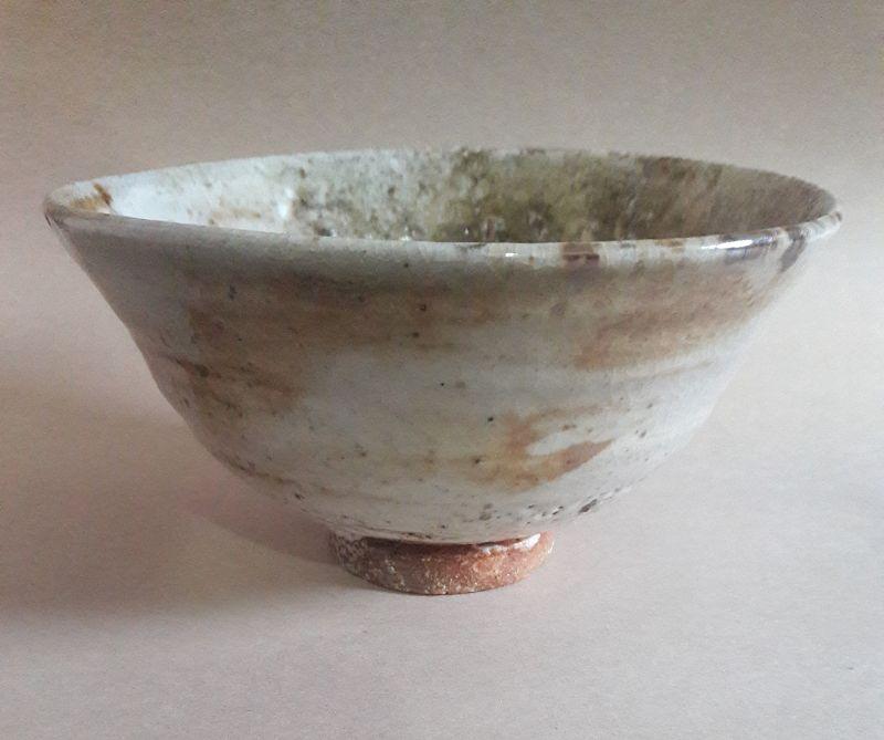 Wood Fired Tea Bowl, Matcha Chawan, by George Gledhill