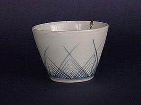 Soba Choko, Imari, Edo Period