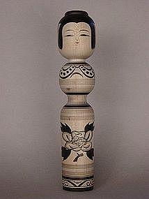 Kokeshi, Japanese Folk Toy, Tsugaru -kei