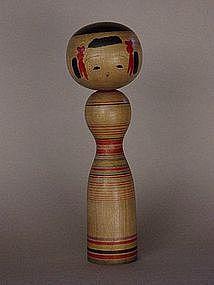 Kokeshi, Japanese Folk Toy, Iwate; Goroujou