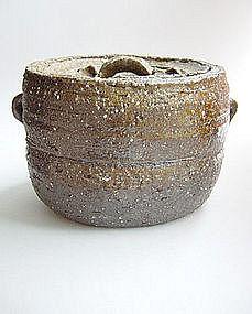 Mizusashi; Tea Ceremony Water Jar, George Gledhill