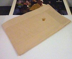 ROLEX Handkerchief Gentleman's Accessory C: 1975 RA